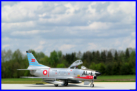 F-86D  Royal Danish AirForce 1959 Revell